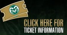 Discount Colorado State Rams Tickets Get Cheap Colorado State Rams Tickets Here For All Sports.