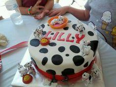 101 dalmatians birthday party | 101 Dalmatian Cake | cake decorating