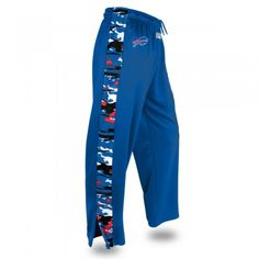 NFL Officially Licensed Buffalo Bills Camo Print Stadium Pant