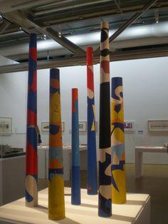 Ryoichi Shigeta 'Cheminées des usines Dainichi Seika, Tokyo' - 1969, Centre Georges Pompidou, Paris