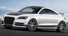 Audi engineers have made smart blend of materials and technology to bring considerable weight saving in its latest TT ultra quattro concept to prepare it for its debut at the upcoming Worthersee show.