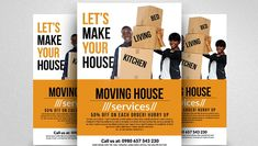Has the search for an impressive Moving House Flyer Template brought you here to our website? If yes is your answer to this question of ours then we must say that your search comes to an end right here and right now. On our website, you will find an assortment of amazing Moving House Flyer Templates that are not...