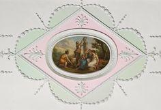 detail, Adam ceiling  © Chris Redgrave/English Heritage