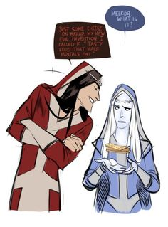 While Melkor was imprisoned in Valinor, Sauron bred Orcs and other foul beasts to be ready upon Melkor's return. Description from pinterest.com. I searched for this on bing.com/images
