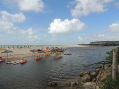 Praia da Barra do Gramame  |   Conde, Paraíba, Brasil