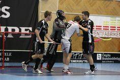 I Linköping verkar de spela med andra bollar #innebandy