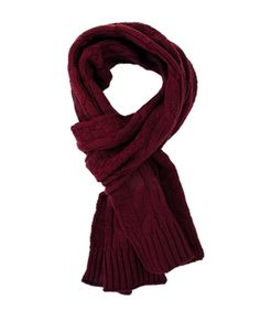 ASOS+Cable+Scarf