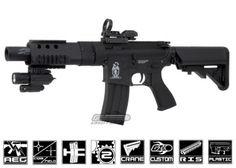 Airsoft GI Custom PSW AEG Airsoft Gun-backyard fun!