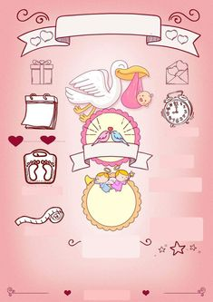 Baby b orn 2 Baby, Baby Born, Designer Baby, Scrapbook Bebe, Baby Posters, Baby Frame, Baby Album, Baby Decor, Baby Cards