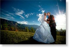 Almost Heaven Weddings:  Our enchanting Smoky Mountain Wedding Resort offers 4 unique venues with professional wedding services for Ceremony, Reception, Floral Design, Catering, Photography, Entertainment, Cakes and more.