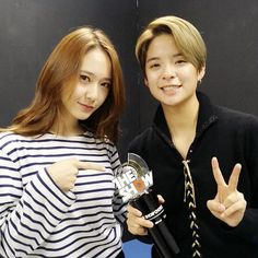 Stay Strong Amber, We're always right beside you. Love You Llama ❤️.  #krystal #amber #kryber