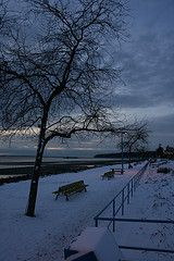 White Rock Beach by Bouchey Mc G, Seasons, Rock, Beach, Places, Outdoor, Outdoors, Seasons Of The Year, Seaside