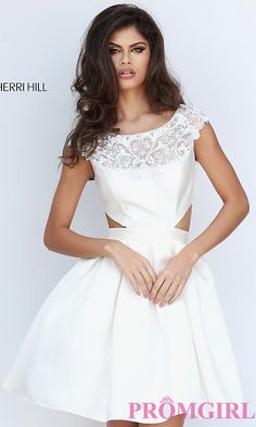 Resultado de imagen para sherri hill homecoming dress