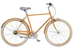 Public D8. Internal 8-speed hub, matching fenders, available with matching front and rear racks