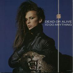 """For Sale - Dead Or Alive I'd Do Anything UK  7"""" vinyl single (7 inch record) - See this and 250,000 other rare & vintage vinyl records, singles, LPs & CDs at http://eil.com"""