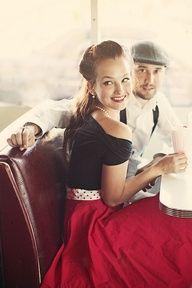 vintage diner shoot - Google Search