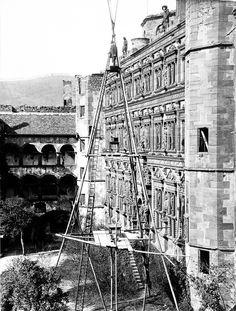 Einfach losknipsen, das ging damals nicht. Aufnahmen im 19. Jahrhundert entstanden mit hohem technischem Aufwand.