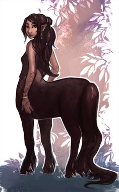 Day 2 - Centaur by skybrush