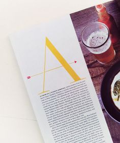 A in O magazine by Nubby Twiglet, via Flickr