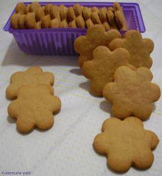 Kipróbált és bevált receptek: Karamellás keksz