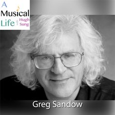 """What if symphony orchestras regularly played shows with 20,000 passionate fans in attendance and had all their financial problems solved? Wishful thinking, or real possibility? In this episode of """"A Musical Life"""", we meet Greg Sandow, classical music futurist, change agent, and thought leader who works on defining the problems in classical music and finding innovative solutions for them."""