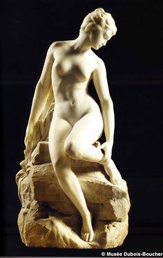 Alfred Boucher: Femme Absolument splendide !