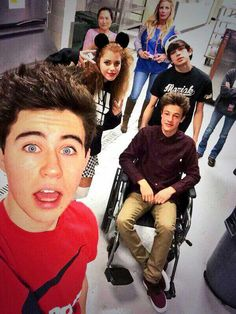 Nash and Cam