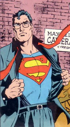 Superman by Jon Bogdanove