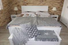 spálňa Tirol biela arctic Bed, Furniture, Home Decor, Homemade Home Decor, Stream Bed, Home Furnishings, Beds, Decoration Home, Arredamento