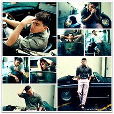 Channing Tatum.