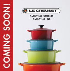 Le Creuset Grand Opening Outlets Day Outlet