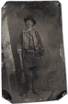 The only known authenticated portrait of the infamous outlaw Billy the Kid recently sold for $2.3 million  Billy the Kid is widely thought to have killed 21 people, although some sources put the figure as high as 27. He was captured and sentenced to hang for the 1878 murder of a county sheriff. After escaping, he was hunted down and killed by Sheriff Patrick Floyd Garrett on July 14, 1881.