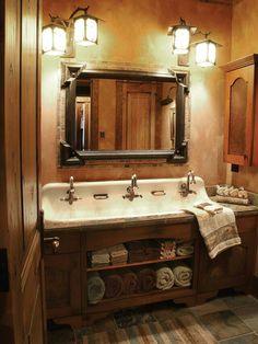 Old Fashion Sink