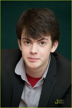 Skandar Keynes is Artemis Fowl. Younger, smarter, eviler version!