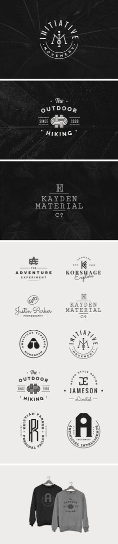 Monogram Logo Kit