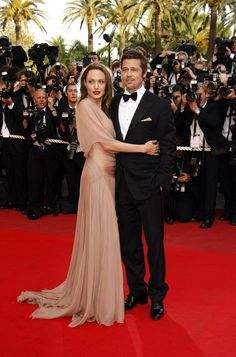 Brangelina has been stealing the red-carpet spotlight since they first starred in 2005's Mr. & Mrs. Smith.