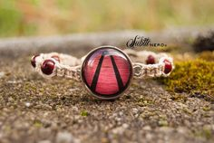 Borderlands Bracelet by SubtleNerd on Etsy, $20.00