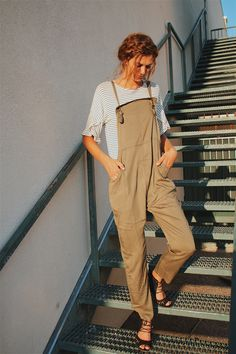 Jumpsuit overalls//scout and cloth