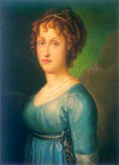 Maria Antonia of Naples & Sicily (1784-1806), daughter of Ferdinand I, King of the Two-Sicilies & Maria Carolina of Austria. Maria Antonia was a Princess of Naples & Sicily & later Princess of Asturias (1802-1806) as wife of Ferdinand, Prince of Asturias, passing away before he ascended the throne as Ferdinand VII, King of Spain.