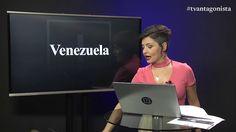 O povo nas ruas da Venezuela