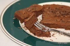 Souffle-Schoko-Kuchen (Low Carb)