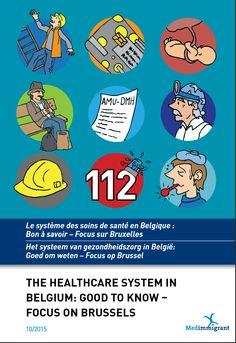 Het systeem van gezondheidszorg in België: goed om weten - focus op Brussel