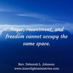 Quote by Rev Deborah L Johnson. #affirmation #freedom