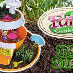 Watch us play with dirt! New video up today. Planting, Gardening, My Fairy Garden, Child Love, Growing Plants, Educational Toys, Play, Watch, Kids