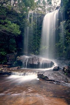 National Falls Royal National Park Sydney