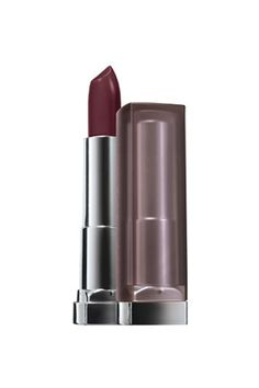 Out with: Bright red lipstickIn with: Dark berry lipstickIn place of your usual lip color, try out a vampy berry shade that can stand up to winter's bite. #refinery29 http://www.refinery29.com/winter-transition-clothes#slide-4