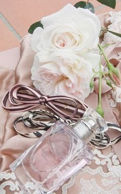 Dior and roses. Vignette|Decor|Styling