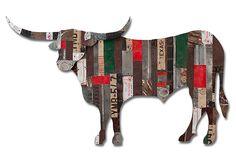Mixed Media Artworks by Dolan Geiman | Inspiration Grid | Design Inspiration