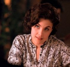 twin peaks blouse