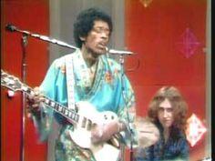 Billy Gibbons Jimi Hendrix Dick Cavett